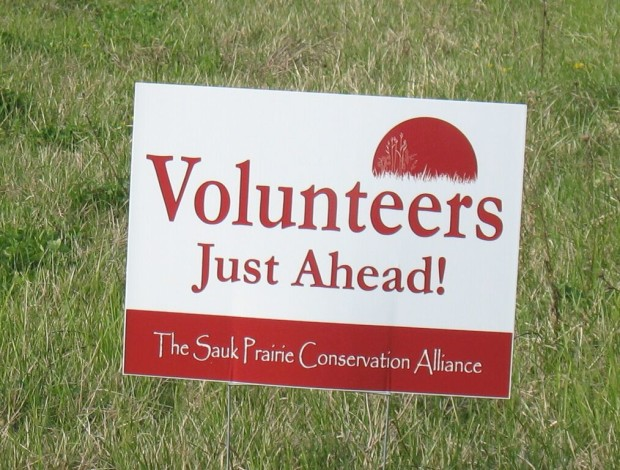 Volunteer Stewardship Day Schedule Posted