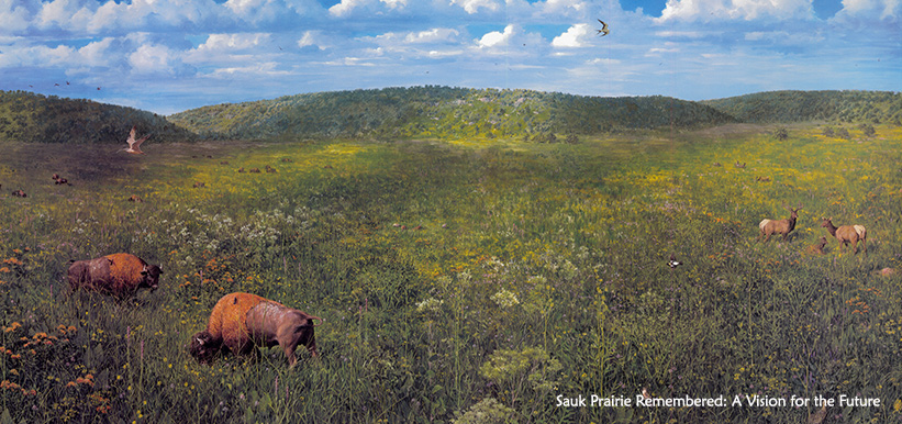 Sauk Prairie Remembered: A Vision for the Future