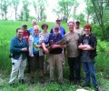 Volunteer Work Day at Badger Hillside Prairie October 10