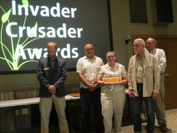 Alliance wins statewide Invader Crusader Award!