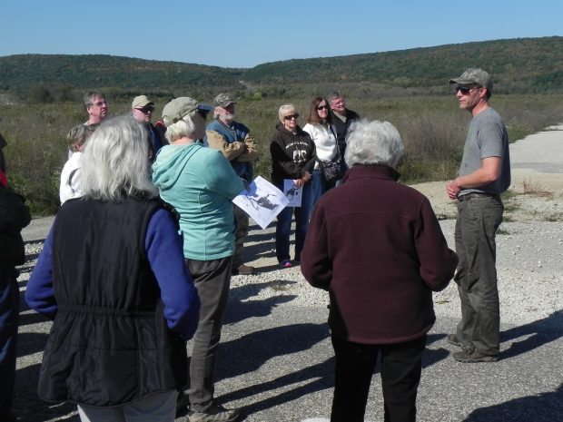 Badger Tour Informs Area Citizens