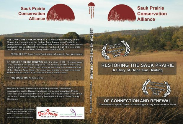"""Restoring Sauk Prairie"" revised documentary now available!"